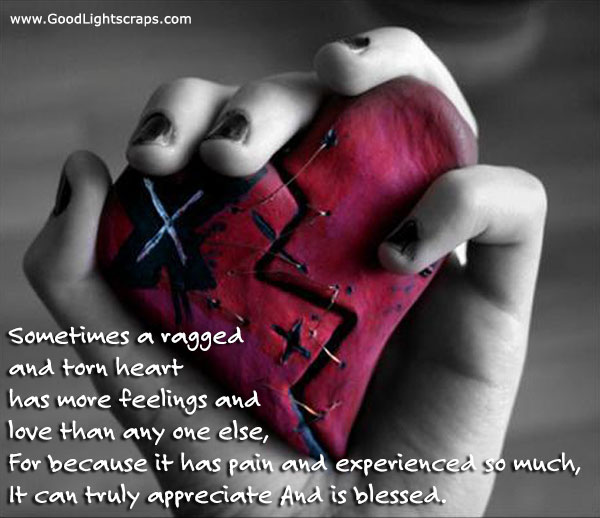 Broken Heart Pictures, Quotes and Sayings