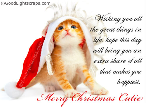 Christmas Greetings, Images with Messages and Quotes for