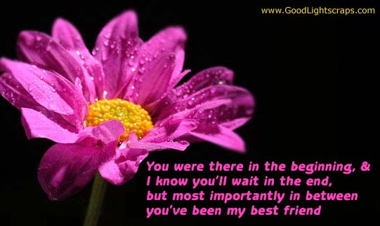 Best Friends Poems, Scraps and Comments for Orkut Myspace