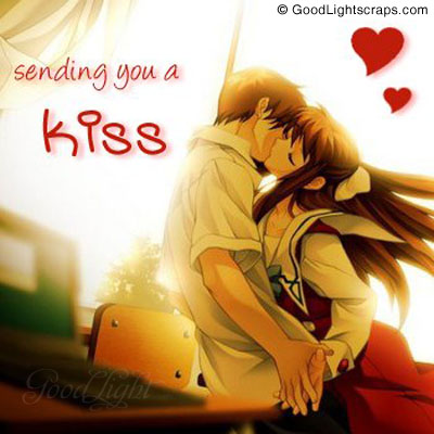 Orkut Myspace Kisses Scraps, Graphics, Glitters and Comments