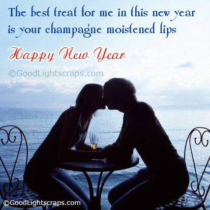 Romantic New Year Cards New Year Wishes Scraps Graphics