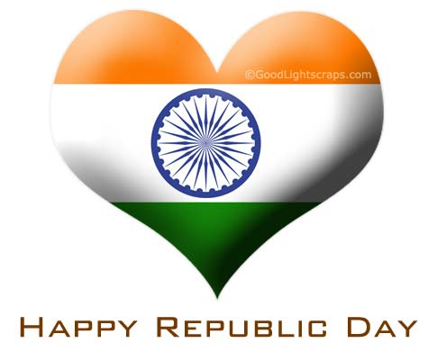 Republic Day scraps and greetings for orkut